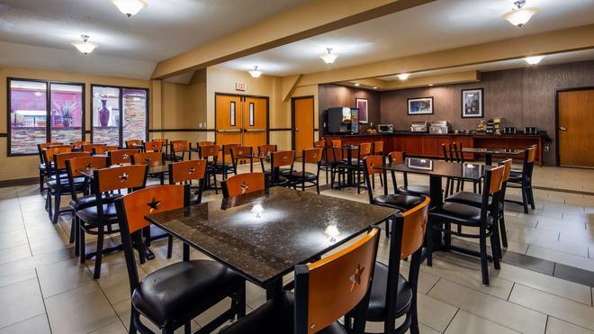 Best Western Plus Vancouver Mall Dr. Hotel & Suites - Vancouver - Restaurant