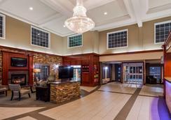 貝斯特韋斯特普拉斯溫哥華商城博士套房酒店 - 溫哥華 - 溫哥華 - 大廳