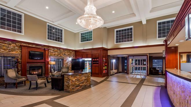 Best Western Plus Vancouver Mall Dr. Hotel & Suites - Vancouver - Lobby