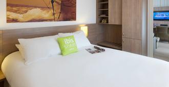 Ibis Styles Zeebrugge - Bruges - Camera da letto