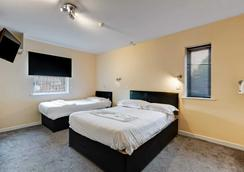 The Stage Hotel - Nottingham - Bedroom