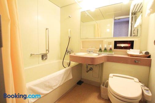 金澤國際大飯店 - 金澤市 - 浴室
