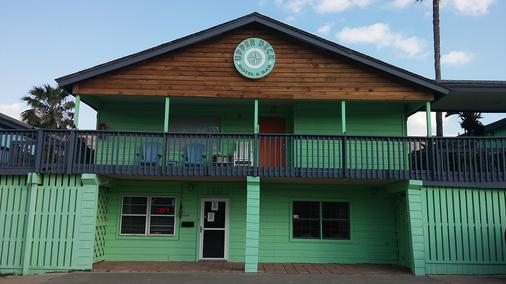 Upper Deck Hotel and Bar -Adults Only - South Padre Island - Rakennus