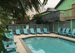 Upper Deck Hotel and Bar -Adults Only - South Padre Island - Uima-allas