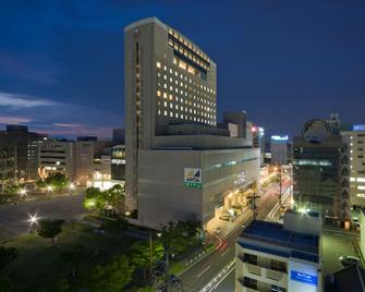 Miyako Hotel Yokkaichi - Yokkaichi - Budova