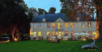 Château de Bellefontaine - Bayeux - Bâtiment