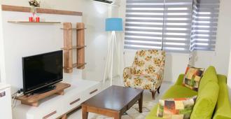Carsi Apart Otel - Esmirna - Sala de estar