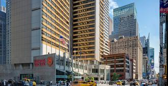 Sheraton New York Times Square Hotel - New York - Rakennus