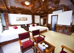 산 산 호텔 다낭 - 다낭 - 침실