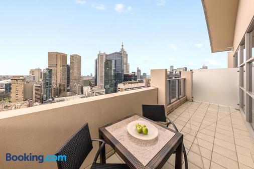 Oaks On Lonsdale - Melbourne - Balcony