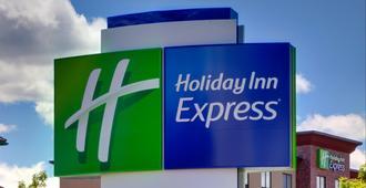 Holiday Inn Express & Suites Monterrey Valle - Monterrey - Building