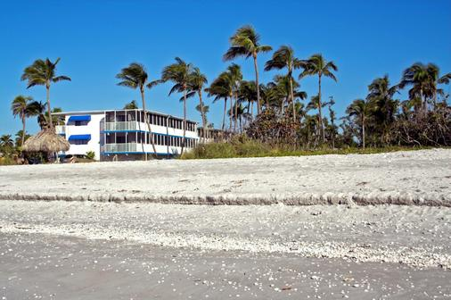 Sunset Beach Inn - Sanibel - Beach