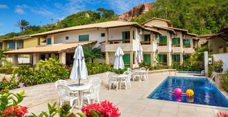 كوينتا دو سول برايا هوتل ليت - بورتو سيغورو - حوض السباحة