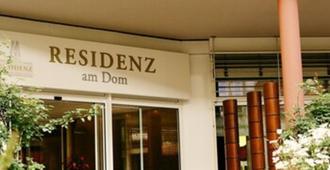 Residenz am Dom Boardinghouse Apartments - Cologne - Toà nhà