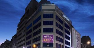 Muzik Hotel - Ximending Xining Branch - Taipei - Gebäude