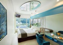 Regal Riverside Hotel - Hong Kong - Slaapkamer