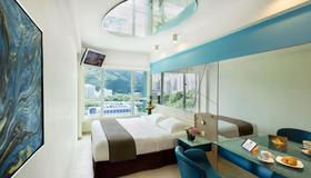Regal Riverside Hotel - Hongkong - Soveværelse