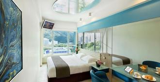 Regal Riverside Hotel - Hong Kong - חדר שינה