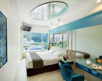 Regal Riverside Hotel - Hong Kong - Bedroom