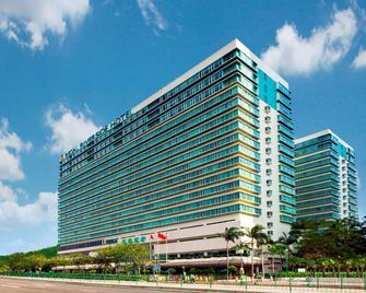 Regal Riverside Hotel - Гонконг - Здание