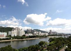 Regal Riverside Hotel - Hong Kong - Buiten zicht
