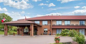 Comfort Inn - Charlottetown (Prince Edward Island) - Toà nhà