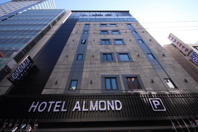 Hotel Almond Busan Station - Μπουσάν - Κτίριο