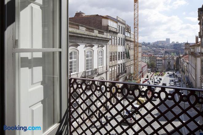 Cale Guest House - Porto - Balcony