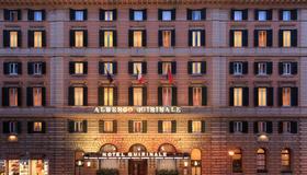 Hotel Quirinale - Rome - Building