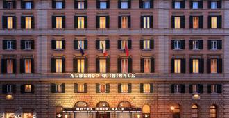 Hotel Quirinale - Ρώμη - Κτίριο