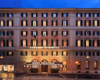 Hotel Quirinale - Rome - Gebouw