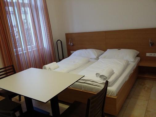 Hotel Aton - Graz - Bedroom