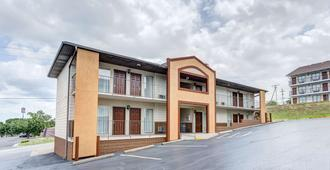 Quality Inn West - Branson - Edificio