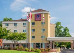 Comfort Suites Huntsville Research Park Area - Huntsville - Building