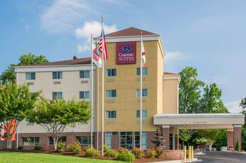 Comfort Suites Huntsville - Huntsville - Toà nhà