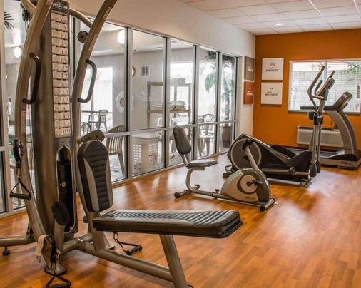 Comfort Suites Huntsville - Huntsville - Gym