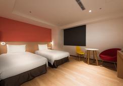 Wonstar Hotel Ximen II - Taipei - Makuuhuone