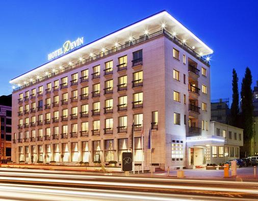 Devin Hotel - Bratislava - Rakennus