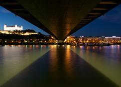 Devin Hotel - Bratislava - Vista del exterior