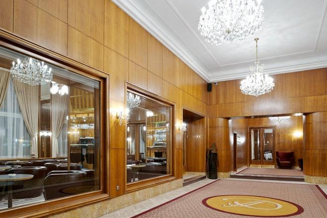 Hotel Devin - Μπρατισλάβα - Σαλόνι ξενοδοχείου