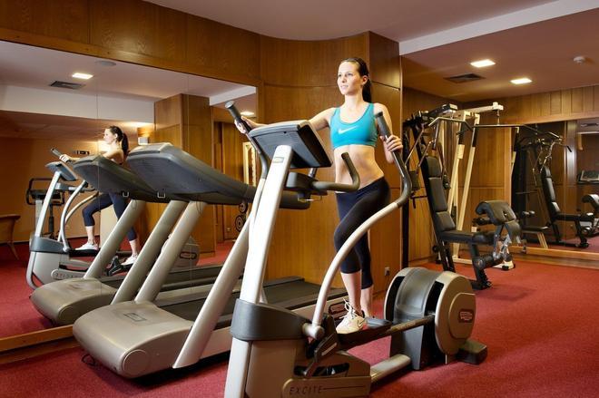 德文酒店 - 布拉提斯拉瓦 - 布拉迪斯拉發 - 健身房