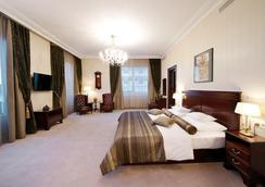 德文酒店 - 布拉提斯拉瓦 - 布拉迪斯拉發 - 臥室
