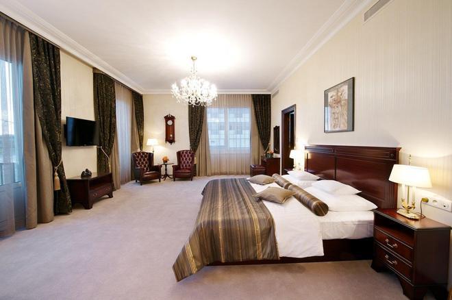 Hotel Devin - Bratislava - Camera da letto