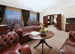 デヴィン ホテル - ブラチスラヴァ - リビングルーム