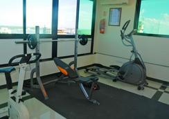 Hotel Nikko Tower - Dar Es Salaam - Gym