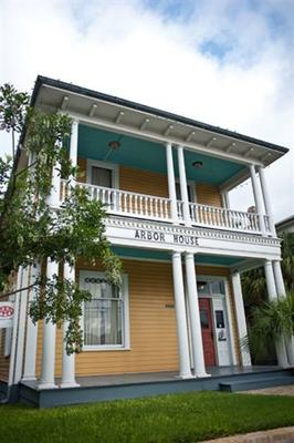 Arbor House Suites Bed and Breakfast - San Antonio - Bâtiment