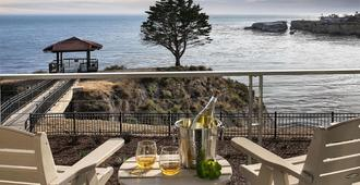 Inn At The Cove - פיסמו ביץ' - מרפסת