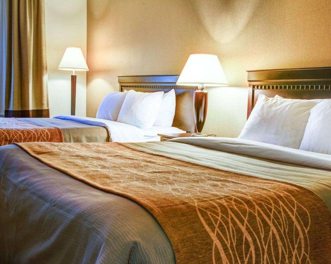 Quality Inn - Florence - Makuuhuone