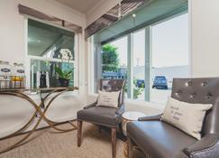 Lia Hotel - San Carlos - Living room