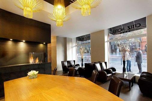 Citiz Hotel - Toulouse - Phòng ăn